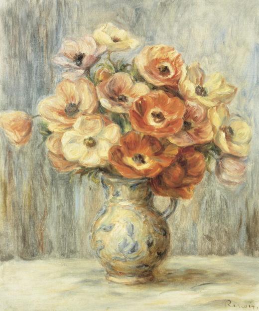 RE-105 Vase de Anemonas
