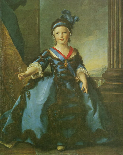 NJ-002 Portraet des jungen Herzogs von Bourgogne_RL