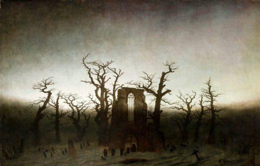 C.D.Friedrich / Abbey in the Oakwood /1809/10