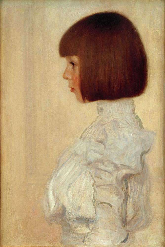 "Gustav Klimt ""Helene Klimt"" 40 x 60 cm"